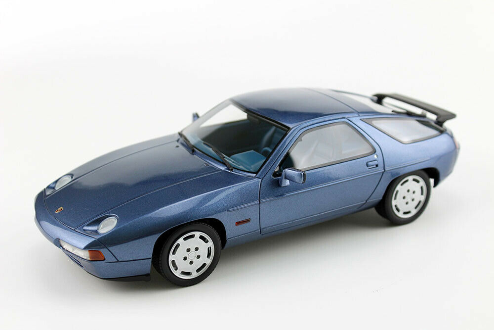 hasta un 65% de descuento Ls Collectibles ls022a 1 1 1 18 Porsche 928 s4 1987 azul Limited Edition 250 PCs  diseñador en linea