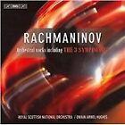 Sergey Rachmaninov - Rachmaninov: Orchestral works including the 3 Symphonies (2007)