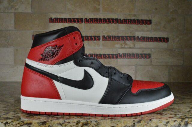 DS Nike Air Jordan Retro 1 High OG Bred