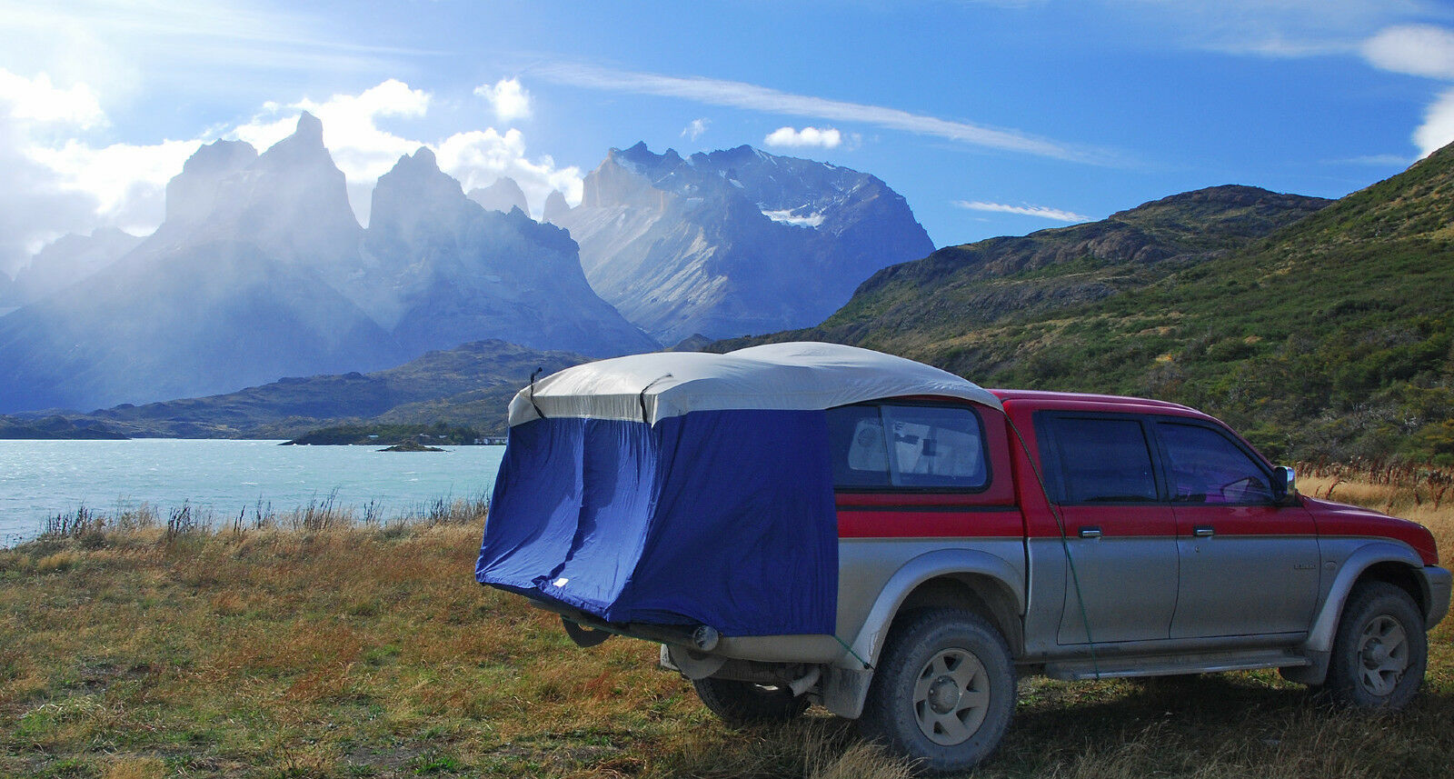 Camper Shell Extensions For Camping Tacoma World
