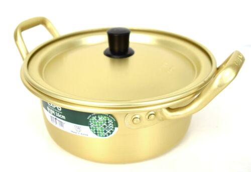 "Korean Noodle Hot Pot instantanée Shin Ramen Ramyun japonais 6.3/"" 16 cm STOCK NEUF"