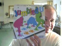 JUMBLED (TWISTER VARIANT) FAMILY GAME PERFECT XMAS GIFT