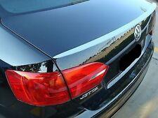 PRE-PAINTED VW JETTA 2011-2016 NO DRILL 3M TAPE INSTALLATION LIP SPOILER  NEW