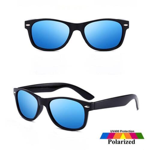 Mens Womens Vintage Fashion Glasses Eyewear Polarised Medium Sunglasses O140 MIR