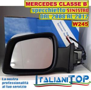 SPECCHIETTO RETROVISORE Mercedes CLASSE A W169 2008-2012 RICHIUDIBILE SINISTRO