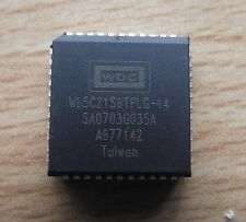 5 x Western Design Center W65C21S6TPLG-14 (CMD / Rockwell) Microprocessor 8 Bit