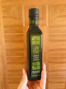Olive-Oil-Virgin-Natural-100-Holy-Land-Of-Jerusalem-2019-Production-250-ml