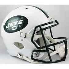 NEW YORK JETS NFL Riddell SPEED Full Size Replica Football Helmet