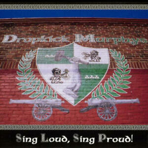 Dropkick-Murphys-SING-LOUD-SING-PROUD-New-Sealed-Green-Colored-Vinyl-Record-LP