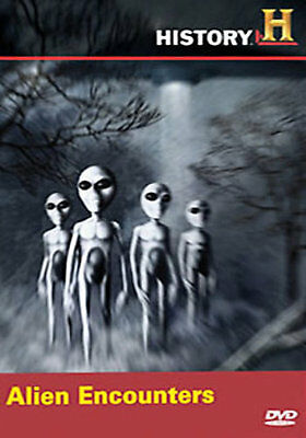 HISTORY CHANNEL - UFO FILES: ALIEN ENCOUNTERS NEW DVD