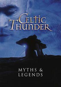 Celtic Thunder: Myths & Legends - Live Performance DVD [Folk Rock Crossover] NEW
