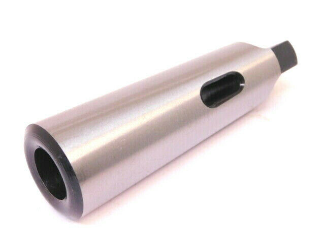 MT4 to MT2 Morse Taper Adapter  Morse Center Sleeve 4MT to 2MT in Prime Quality
