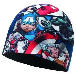 BUFF-Enfants-Avengers-microfibre-et-polaire-chapeau