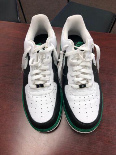Nike Air Scarpe Bianco Uomo 11 Force Verde Pino 011 Taglia Basso 1 Nero 317295 5 bg6y7Yf