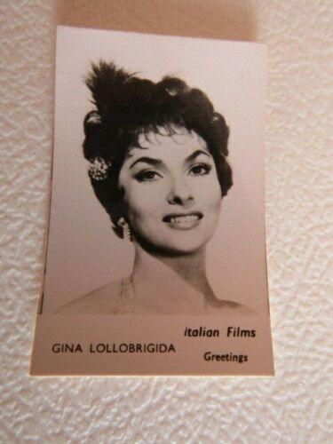 FPF 1960 ~ Greetings Film Star Cards Card Variants e16