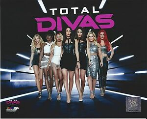 TOTAL-DIVAS-WWE-LICENSED-WRESTLING-8-X-10-DIVA-PHOTO-NEW-1191