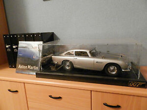 Image Is Loading James Bond 007 DB5 Aston Martin Scale 1