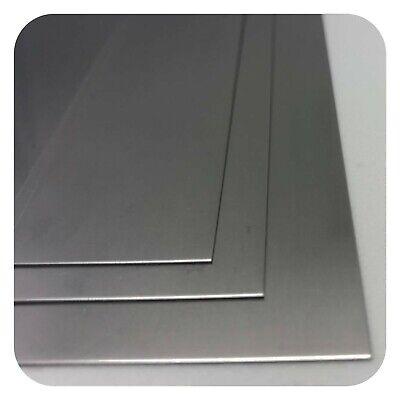 1mm 1,5mm 2mm Edelstahl Blech Edelstahlplatte Edelstahlblech Zuschnitt VA 1.4301