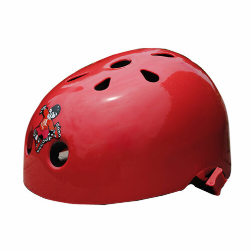 Sporting Goods Kid Boy Bicycle Skate Helmet Sports Cycling Safety Head Protective Skateboard UK