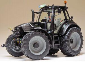 Wei2037 - Tracteur Agrotron 6190 Ttv Type Warrior Deutz Équipé Du Relevage Avant
