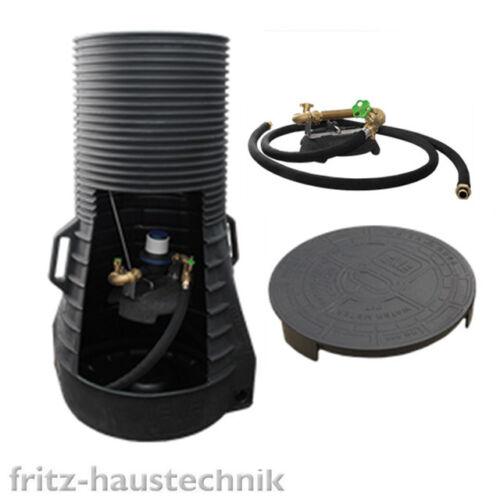 Abdeckung EWE Wasserzählerschacht Wasserzähler-Schacht QN 2,5 Flexoripp inkl