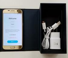 Samsung Galaxy S7 Sprint 32GB Gold Android Smartphone New in Box