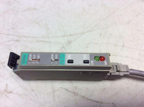 SUNX LTD FX-7J Photoelectric Sensor VDC FX7J