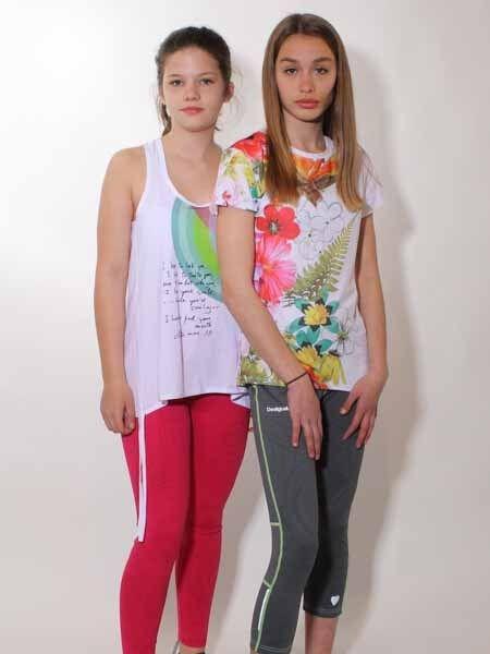 -40% Sport leggings von Desigual Sport M L XLFitness Laufen Funktionswäsche pink