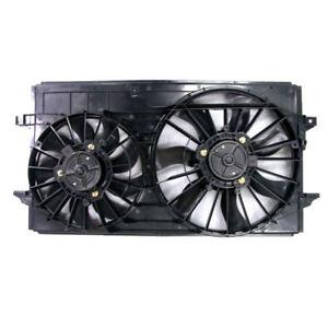 Depo 335-55014-000 Dual Fan Assembly