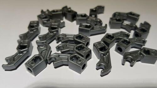 Flat Silver NEU 98313 LEGO® 20 Mechanischer Arm Mechanical Arm Mattes Silber