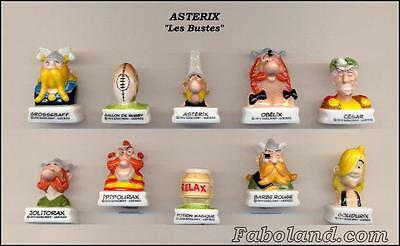 Feves NEW  ASTERIX BUSTES  BD939