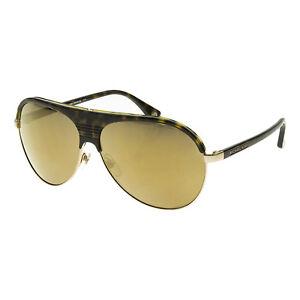 4d9e190863 Michael Kors Borden Tortoise Frame Gold Mirror Lens Aviator Designer ...