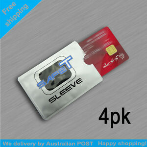4pk-RFID-Blocking-Safet-Sleeve-Credit-Card-Protector-Anti-Theft-Scan-Safe