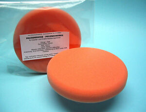 Polierschwamm-Polierscheibe-Orange-150mm-Politur-Aufbereitung