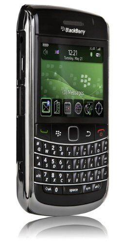 Case-Mate Barely There Custodia per Blackberry 9700 - Argento Metallizzato