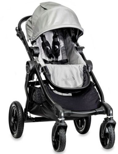 Baby Jogger City Select All Terrain Single Stroller Black Frame Silver NEW