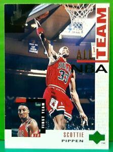 Scottie Pippen subset card 1994-95 Upper Deck #11