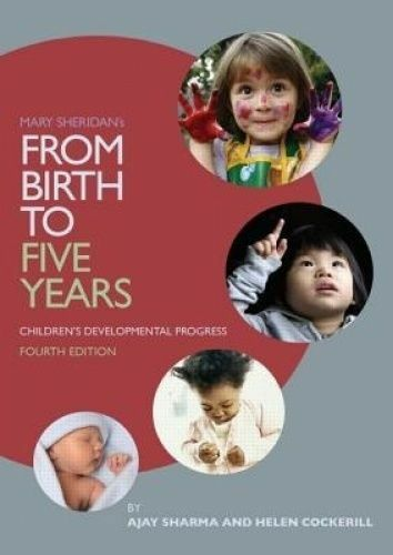 1 of 1 - Mary Sheridan's from Birth to Five Years: Children's Developmental Progress.