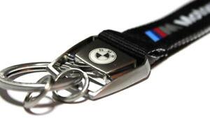 BMW-Motorsport-M-Paket-Original-Schluesselbaender-1er-2er-3er-4er-5er-6er-7er