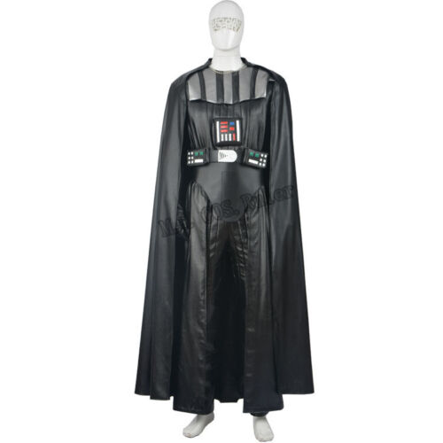 High-quality Star Wars Darth Vader Cosplay Costume Customized Suit Hallowmas