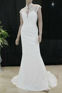 Abito Da Sposa 46.Abito Da Sposa Nicole Joab19495 Wedding Dress Bridal