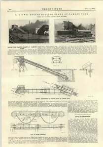 1915 Locomotive Coaling Plant At Camden Town - <span itemprop='availableAtOrFrom'>Jarrow, United Kingdom</span> - If for any reason you are not satisfied with your item, do let us know. If you wish to return it, you may, within 14 days, and we will issue you with a full refund. Most purchases from bus - <span itemprop='availableAtOrFrom'>Jarrow, United Kingdom</span>