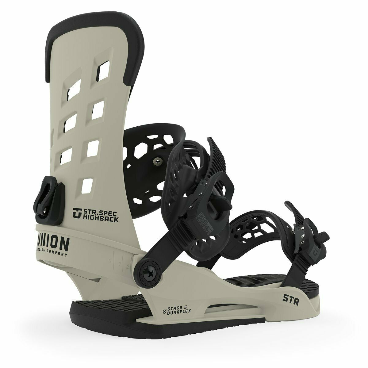 Union - STR   2020 - Mens Snowboard Bindings   Bone