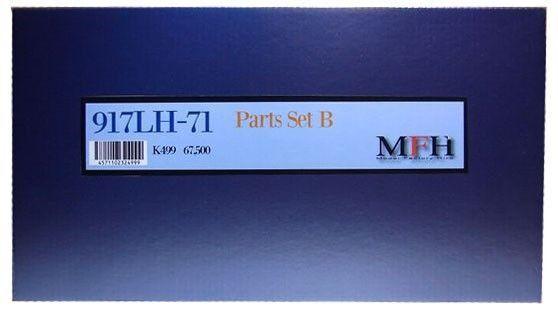 Mfh 1 12 917lh-71 ( Ver.b ) Sarthe 24hours Carrera 1 12 Completo Detail Kit