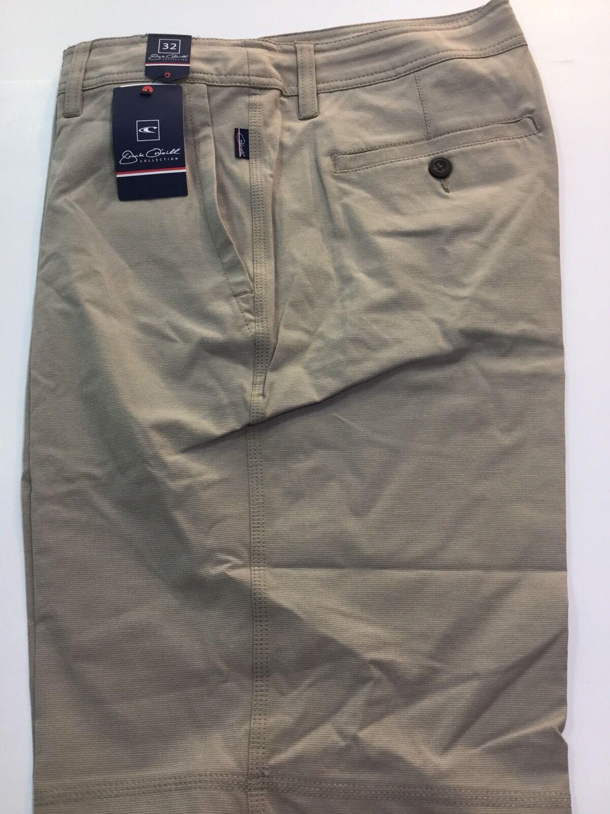 O'Neill Beige  Board Shorts Size 32