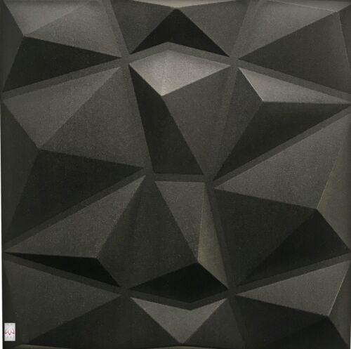 25qm//100St.+5Kleber 3D Wandpaneele Polystyrol Deckenpaneele Platten Paneele