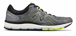 New-Balance-Homme-1260V7-Chaussures-Gris-Avec-Noir