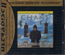 Benedictine Monks,The of Santo Domingo de S..  Chant MFSL Gold CD Neu OVP Sealed