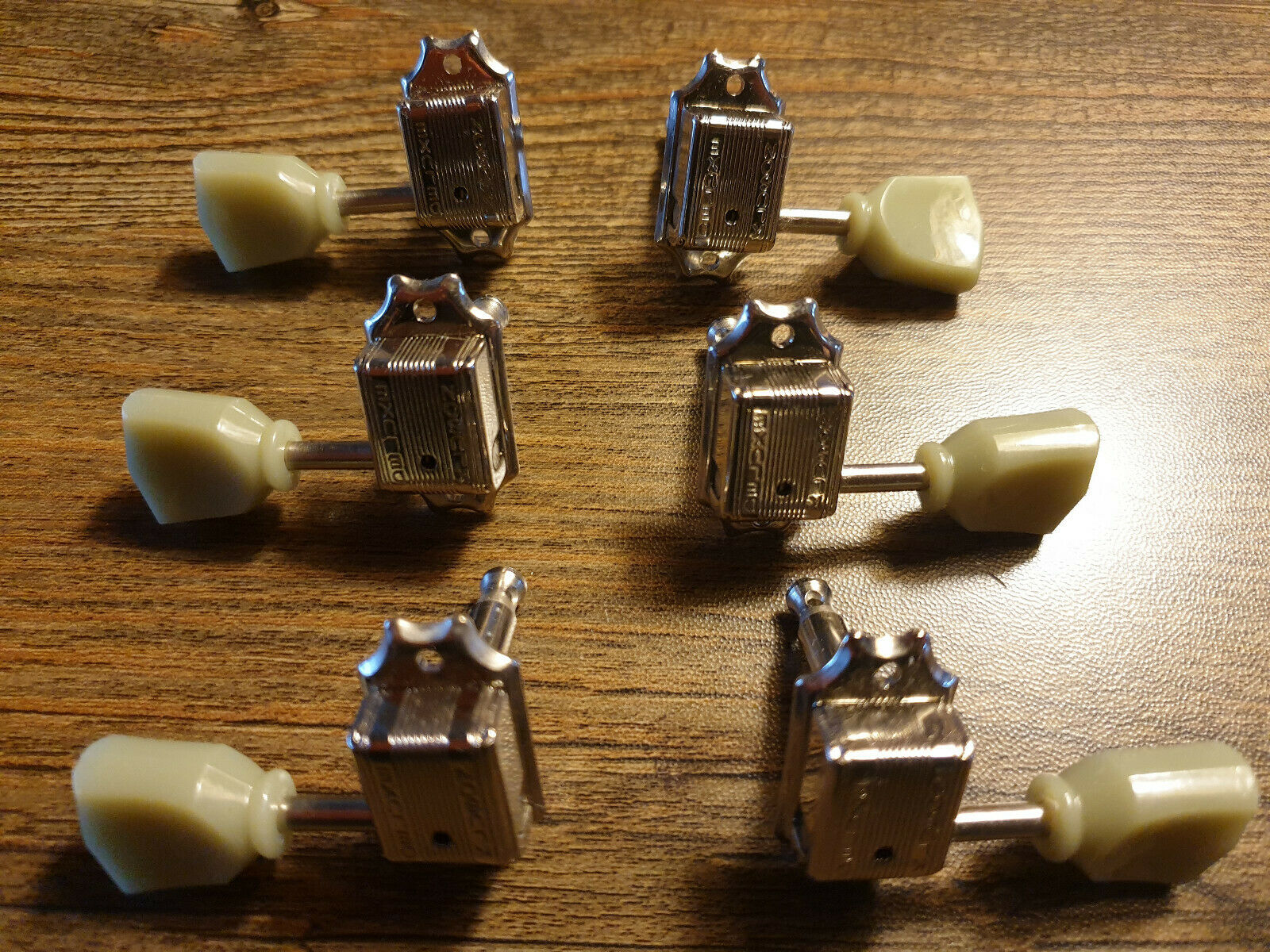 Gibson Les Paul Kluson Deluxe Mechaniken mit Schrauben