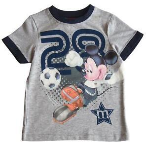 Mickey Mouse Langarmshirt Jungen Disney Rundhals